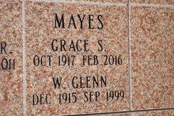 William Glenn Mayes