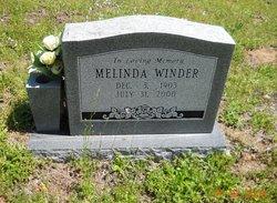 Melinder Winder