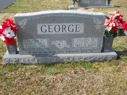 Oscar P George