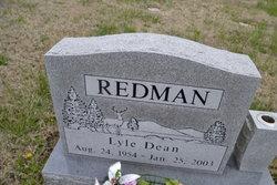 Lyle Dean Redman