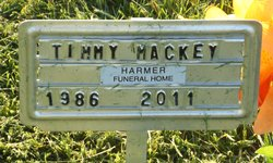 Timmy Mackey