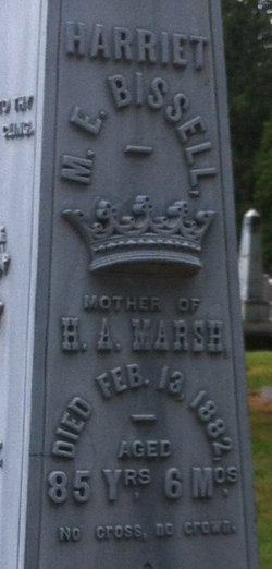 Harriet M. E. <I>Stow</I> Bissell