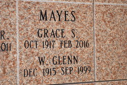 Grace Swenson Mayes
