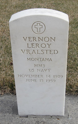 Vernon Leroy Vralsted