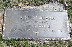 John E. Rowan