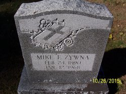 Mike E Zwyna