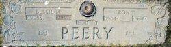 Bessie M Peery