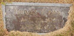 Thomas Franklin Payne