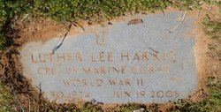 Luther Lee Harris