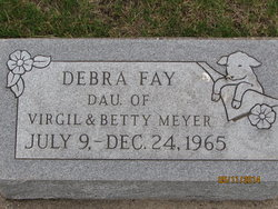 Debra Fay Meyer