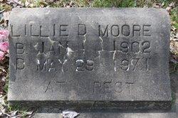 Lillie D. Moore