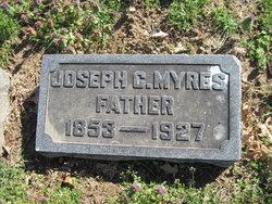 Joseph Carron/ CORSON is correct Myres