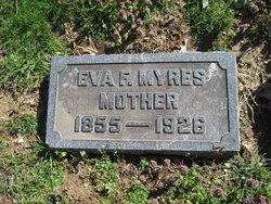 Eva Florence <I>Nichols</I> Myres