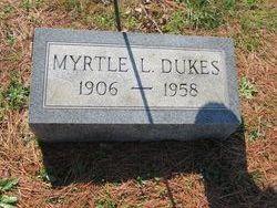 Myrtle L Dukes