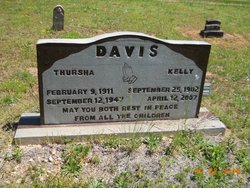 Thursha Davis