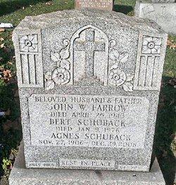 Agnes Schuback