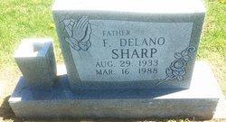 F. Delano Sharp