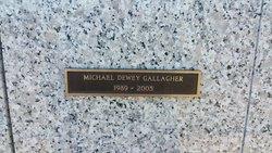 Michael Dewey Gallagher