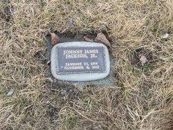 Johnny James Jackson, Jr