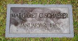 Margaret <I>Cobb</I> Schaefer