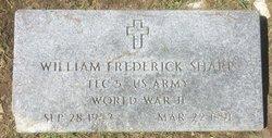 William Frederick Sharp