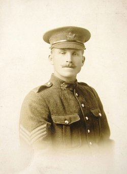 SGT Charles Henry Fitz-Roy