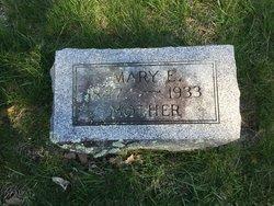 Mary E <I>Irish</I> Stansfield