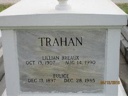Lillian <I>Breaux</I> Trahan