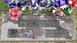 Wilfred Larry Swanson