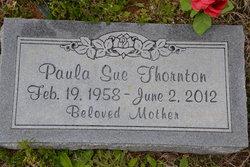 Paula Sue Thornton