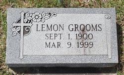 Lemon Grooms