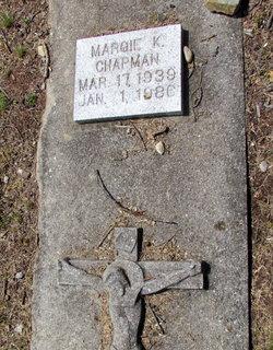 Margie K Chapman