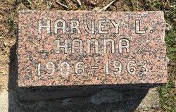 Harvey Leroy Hanna
