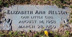 Elizabeth Ann Nelson