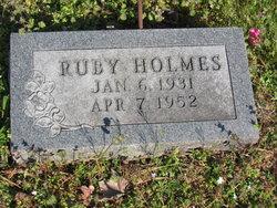 Ruby Holmes
