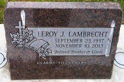 Leroy J Lambrecht