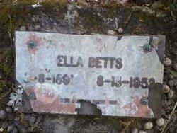 Ella Betts