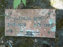 Alfonzia Betts