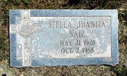 Stella Juanita Saiz