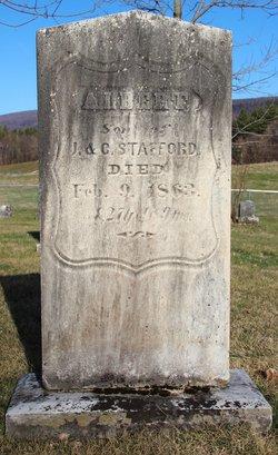 Albert T Stafford