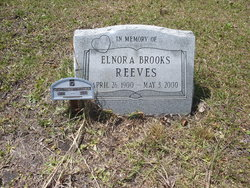 Elnora <I>Brooks</I> Reeves