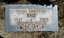 Juan Ernesto Saiz