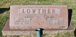 Noel Edward Lowther