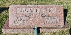 "Catherine Victoria ""Kitty"" <I>Pollihan</I> Lowther"