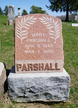 Mary Parshall
