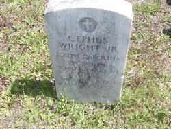 Cephus Wright, Jr