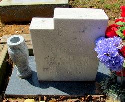 Glenn E MacRall, Jr