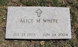 Alice Marilla <I>Kirlin</I> White