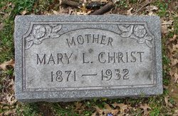 Mary L Christ