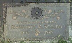 Margaret M Scoleri